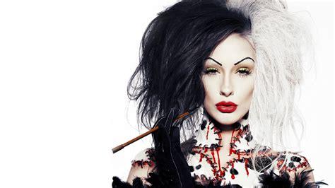 Cruella De Vil Special Fx Makeup Tutorial By Ellimacs