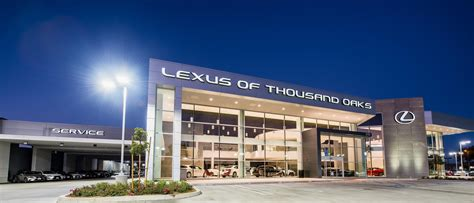 Lexus Of Thousand Oaks