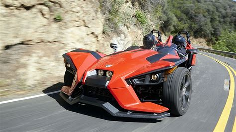 2015 Polaris Slingshot First Ride