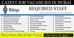 careers alshaya latest job vacancies alshaya all nations With documents required for job in dubai