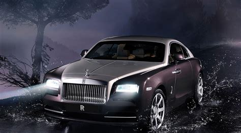 Rolls Royce Wraith Backgrounds by Rolls Royce Wraith Hd Wallpaper Background Image