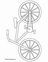 Coloring Bike Pages Bicycle Bmx Safety Drawing Street Printable Mountain Bikes Sheets Sport Bestcoloringpages Signs Craft Projects Preschool Shoe Popular sketch template