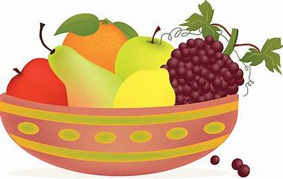 Fruit Bowl Clipart Obstsalat Vector Clip Illustrations
