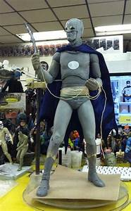 "18"" Adam West Batman Figure - Sculptor's Desk Update ..."