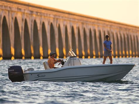 Scout Boats Wisconsin by Scout 175 Sportfish Boats For Sale In Wisconsin