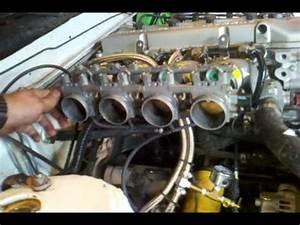 Ka24de Individual Throttle Bodies First Start