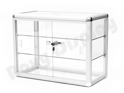 Countertop Display Cases - roxydisplay sc kd counter top glass standard