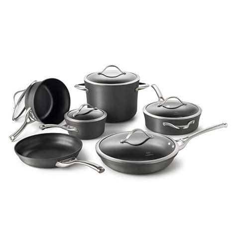 calphalon cookware anodized hard nonstick kohls contemporary pc larger