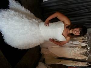 How to shop for a wedding dress part 2 strut bridal salon for Wedding dress with ruffles on bottom