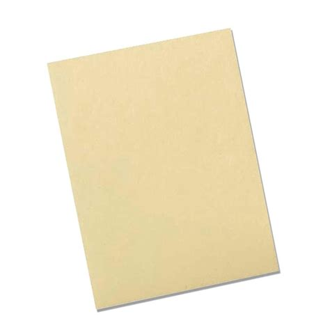 pacon standard weight drawing paper  sheets manila