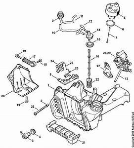 M G  Judd Ltd Stihl Ts410 Parts List