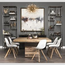 21 Captivating Contemporary Dining Room Designs