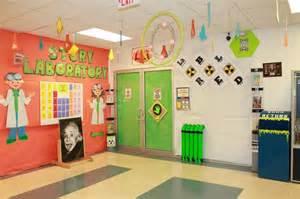 Science Themed Classroom Ideas