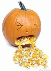 Pumpkin Template Throwing Up by Die Wunderbare Welt Der Wirtschaft Halloween Meine