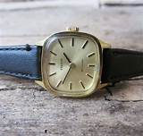 Woman's wrist watch tissot vintage