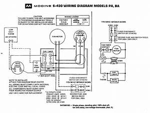 Modine Heaters Wiring Diagram Standing Pilot