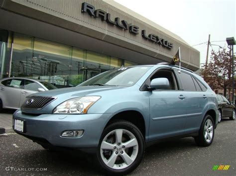 lexus blue 2006 breakwater blue metallic lexus rx 330 awd 8540002