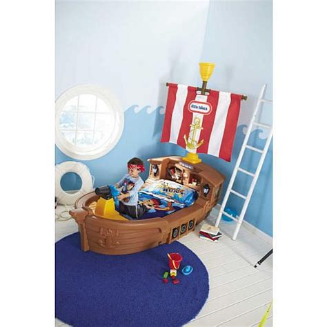 Tikes Pirate Ship Bed by Pin By Olly N On Handsome Prince