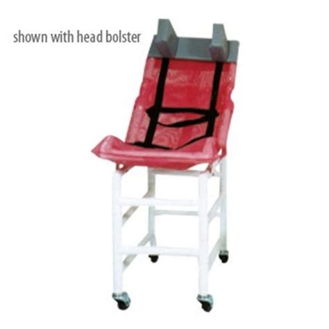 mjm reclining pvc bath shower chair large with base and