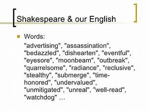 Shakespeareu002639s Language