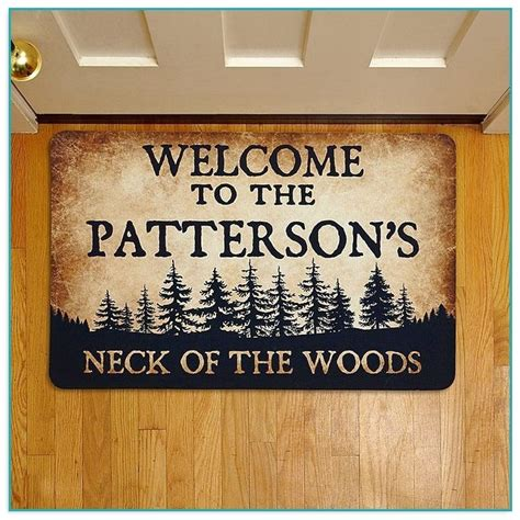 Welcome To The Lake Doormat by Welcome To The Lake Doormat Home Improvement