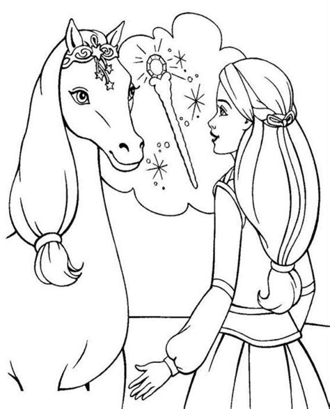 horse coloring pages az coloring pages