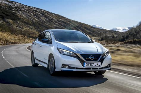 2019 Nissan Leaf Review by Nissan Leaf Review 2019 Autocar