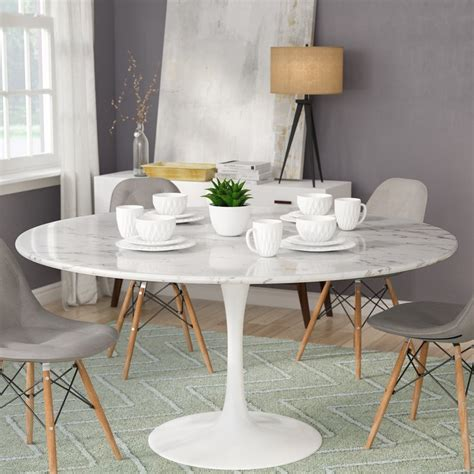 high marble kitchen table pleasant kitchen table julien artificial marble