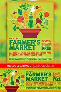 Advertise your Markt with the Farmers Market Free Poster ...