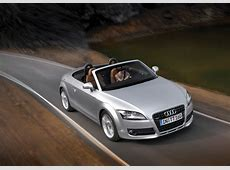 2007 Audi TT Roadster History, Pictures, Sales Value