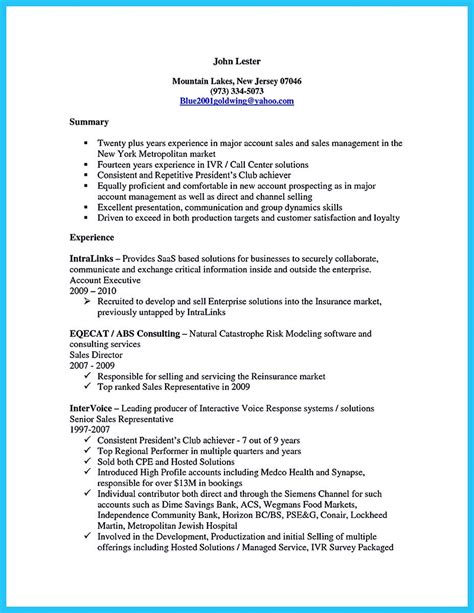 Sle Resume Call Center by What Will You Do To Make The Best Call Center Resume So