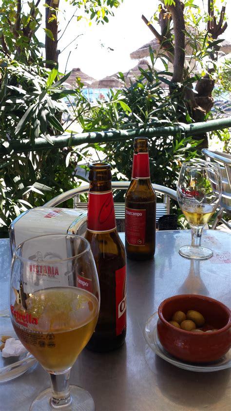 alkoholijuomat malaga chiringuito andalusia fuengirola chiringuitos juan spain blanco
