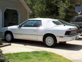 dpiatt 1991 Chrysler LeBaron Specs, Photos, Modification