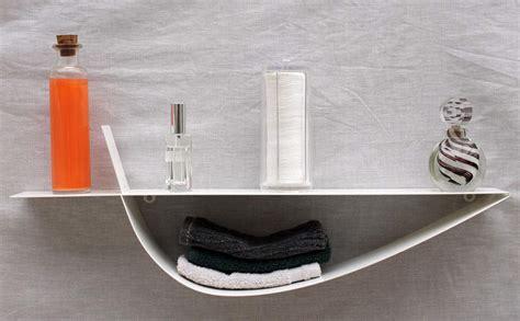 vente meuble de cuisine etagère murale blanche étagère design métal tablette