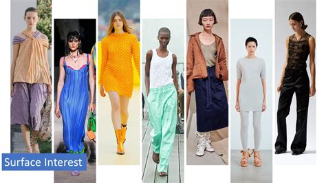 The ultimate spot for the fashion obsessed including runway reviews, celebrity style and fashion, fashion and beauty trends, designers, models, and more. 2021-2022 SPRING FASHION TRENDS | Convertec/Jamtex Enterprises Co., Ltd.
