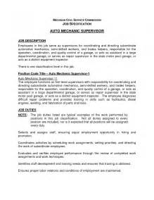 functional resume for auto mechanic resume for auto mechanic