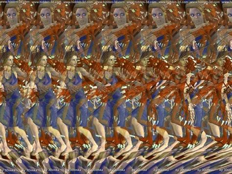 Best 3d Picture by Stereograms To See 3d Images 30 Pics Picture 5