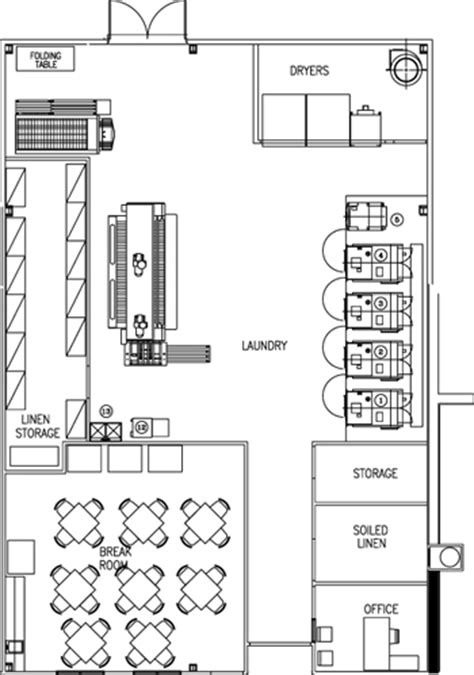 laundromat floor plan loomis bros laundry consulting services plant design