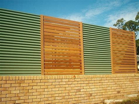 22 Best Images About Feature Fences On Pinterest
