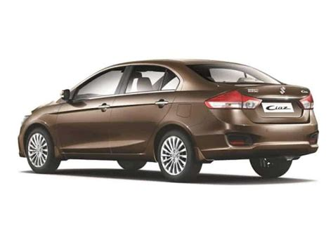 Suzuki Ciaz Picture by Maruti Ciaz Photos Interior Exterior Car Images Cartrade