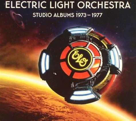 electric light orchestra  studio albums   vinyl