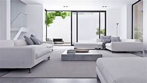 Minimalist Interior Design : inspiring minimalist interiors with low profile furniture ~ Markanthonyermac.com Haus und Dekorationen