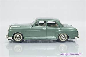 Bandai Mercedes Benz 219 Sedan Tin Friction Car  Sold