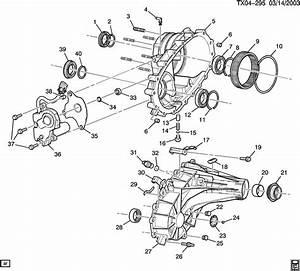 Gm Transfer Case Parts