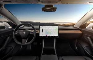 Tesla Model 3 Test Drive: Car Has Bite and Simple Interior - WSJ