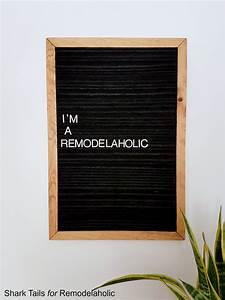 remodelaholic how to make your own vintage style diy With antique letter board