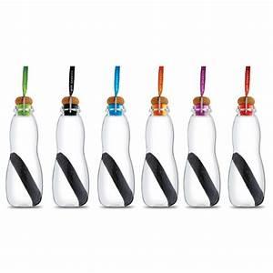 Trinkflasche Glas Kind : eau good glass trinkflasche mit aktivkohle wasserkaraffe glas pure and green ~ Watch28wear.com Haus und Dekorationen