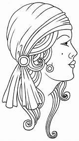 Luck Outlines Vikingtattoo Tattoodaze sketch template