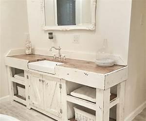 Farmhouse Bathroom Vanity Cottage Fortmyerfire Vanity
