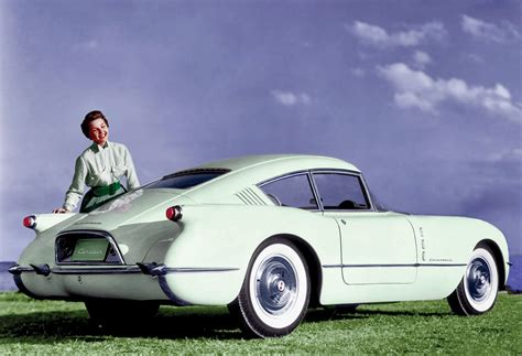 Corvette Evolution Told Through Its Concepts Heacock